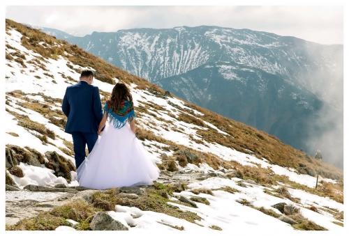 Plener - Zdjęcia ślubne - Zakopane