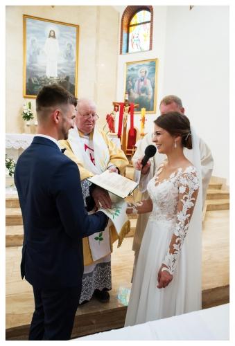 Przysięga ślubna Kielce