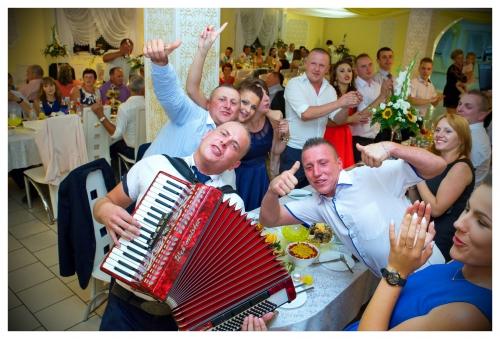 Zabawa weselna z orkiestrą - Foto-Video Emes