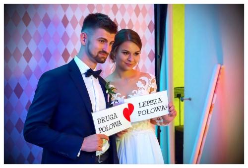 Mąż i Żona - fotografia ślubna Foto-Video Emes